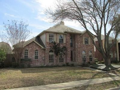 Rowlett Single Family Home For Sale: 8302 Trail Lake Drive