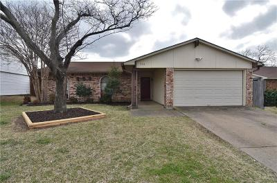 Allen Single Family Home For Sale: 534 Hanover Drive