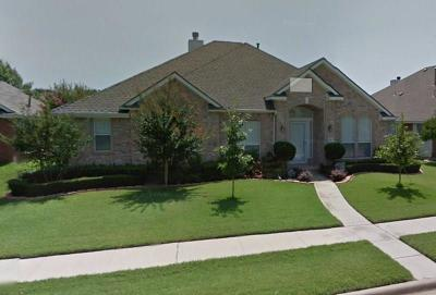 Garland Single Family Home For Sale: 2902 Pecan Meadow Drive