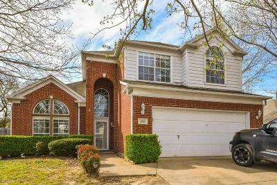 Arlington Single Family Home Active Option Contract: 1710 Corvallis Trail