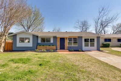 Single Family Home For Sale: 2706 Dewitt Street