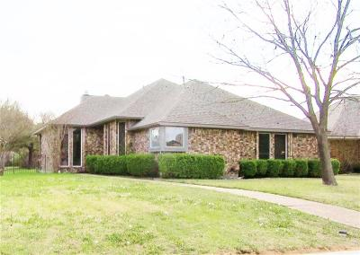 Wylie Single Family Home For Sale: 501 Silverleaf Court