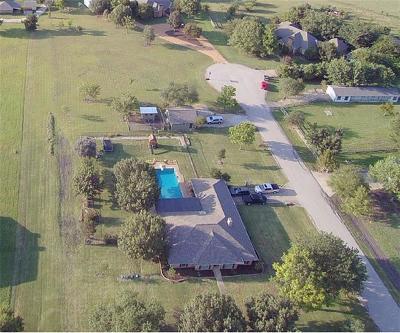 Lucas Single Family Home For Sale: 31 Citrus Way