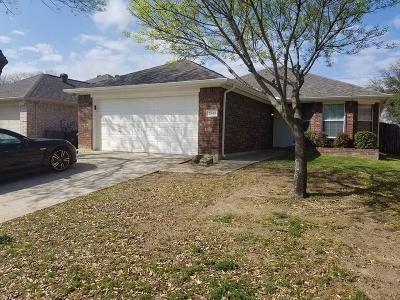 Dallas Single Family Home For Sale: 2543 Concordant Trail