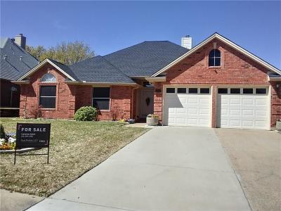 Flower Mound Single Family Home For Sale: 2432 Covington Drive