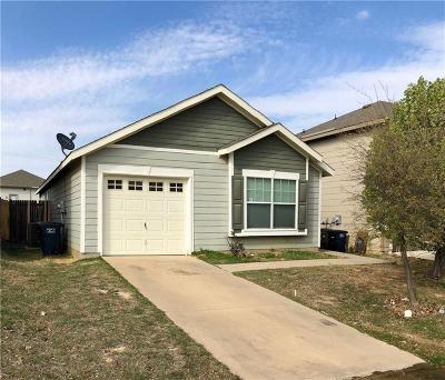 Fort Worth Single Family Home For Sale: 1401 Sierra Estate Trail