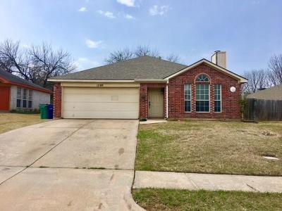McKinney Single Family Home For Sale: 1208 Steeple Ridge Court