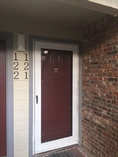 Condo For Sale: 2535 Wedglea Drive #121