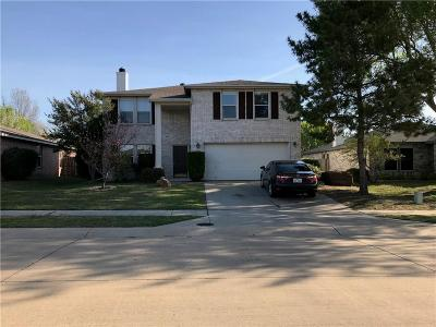 Mckinney Single Family Home For Sale: 4516 Cedar Crest Drive