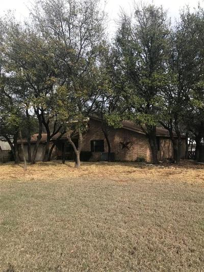 Brownwood Single Family Home For Sale: 11080 County Road 454