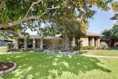 Dallas Single Family Home For Sale: 16312 Fallkirk Drive