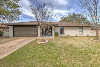 Fort Worth Single Family Home For Sale: 4520 Yellowleaf Drive