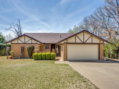 Single Family Home For Sale: 4424 Angus Drive