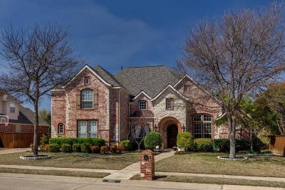 McKinney Single Family Home Active Option Contract: 1904 Savannah Drive