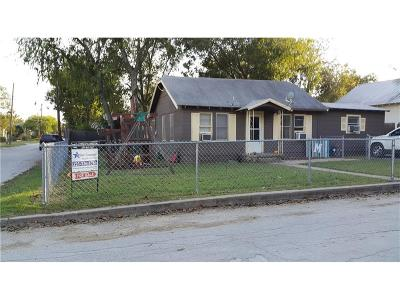 Comanche Single Family Home For Sale: 600 W Walcott Avenue