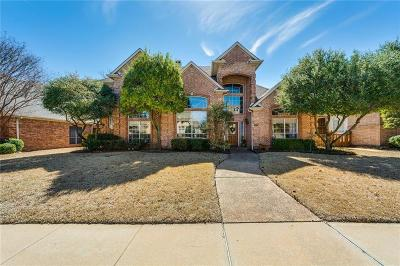 Plano Single Family Home For Sale: 3208 Uxbridge Lane