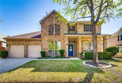 Flower Mound Single Family Home For Sale: 3316 Hartford Drive