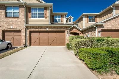 Plano Townhouse For Sale: 6221 Madrone Court