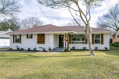 Single Family Home For Sale: 10508 Royalwood Drive