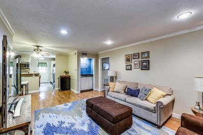 Dallas Single Family Home For Sale: 7914 Royal Lane #116