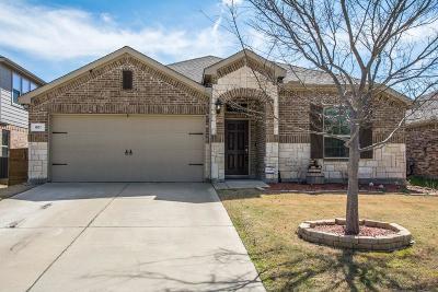 Mckinney Single Family Home For Sale: 601 Wichita Trail