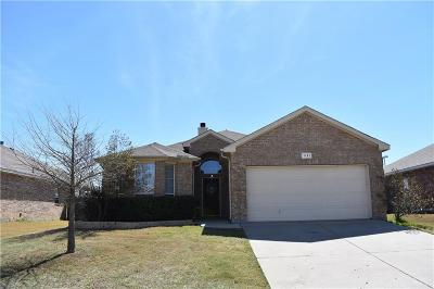 Burleson Single Family Home For Sale: 1121 Vista View Drive