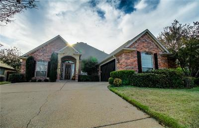 Single Family Home For Sale: 1205 Thistle Hill Trail