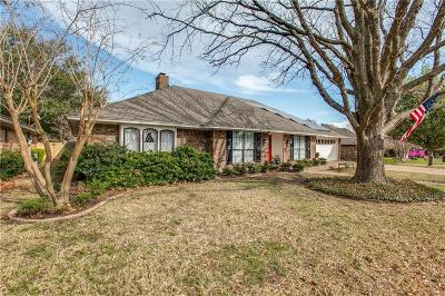 Arlington Single Family Home For Sale: 3601 Danbury Drive