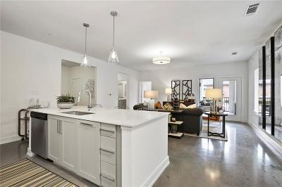 Dallas Condo For Sale: 5714 McCommas Boulevard #101