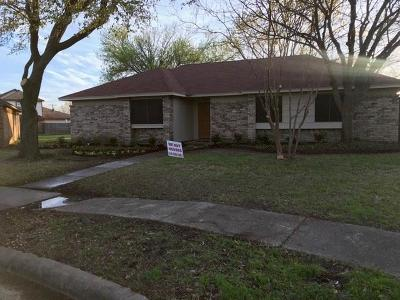 Single Family Home For Sale: 2505 Independence Drive