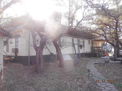 Brownwood, May, Lake Brownwood Single Family Home For Sale: 4820 Thunderbird Dr.