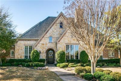 Allen Single Family Home For Sale: 1835 Olney Drive