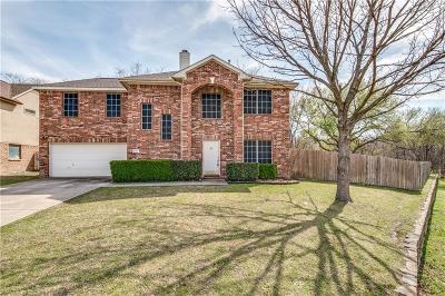 Mckinney Single Family Home For Sale: 3103 Deer Trail