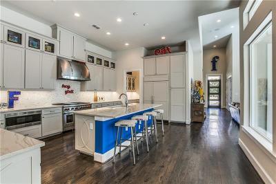 University Park Single Family Home For Sale: 4509 Normandy Avenue