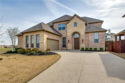 Highland Village Single Family Home For Sale: 2800 Spring Hollow Court