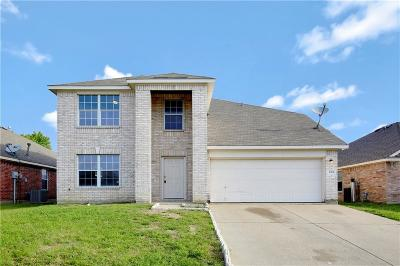 Single Family Home For Sale: 833 Hems Lane