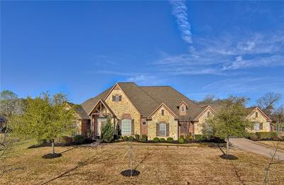 Burleson Single Family Home For Sale: 124 Silver Rose Boulevard
