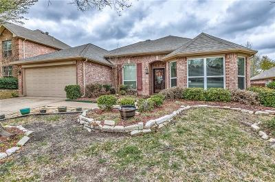 Flower Mound Single Family Home For Sale: 2104 Cheshire Drive