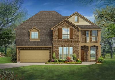 Little Elm Single Family Home For Sale: 1608 Ada Lane
