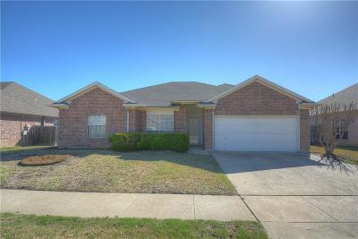 Arlington Single Family Home For Sale: 6707 Canyon Creek Drive