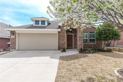 Fort Worth TX Single Family Home For Sale: $259,900