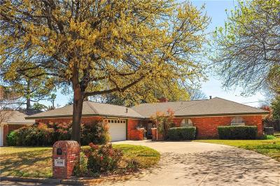 Arlington Single Family Home For Sale: 1008 Briarcreek Drive