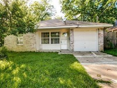 Dallas Single Family Home For Sale: 5317 Alton Avenue
