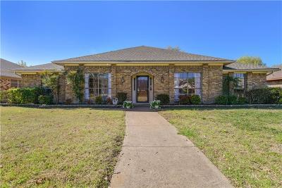 Dallas Single Family Home For Sale: 9940 Acklin Drive