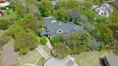 Fort Worth Single Family Home For Sale: 1701 Dakar Road E