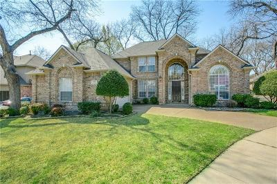 Garland Single Family Home Active Option Contract: 7505 Oakhurst Trail