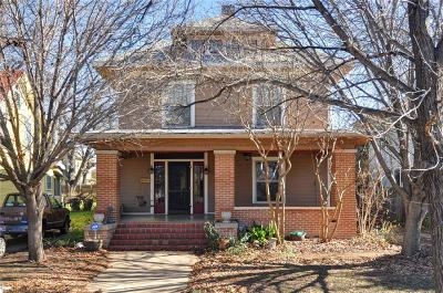 Fort Worth Single Family Home For Sale: 1721 Fairmount Avenue