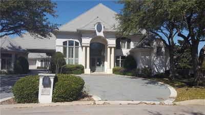 Fort Worth Single Family Home For Sale: 5801 Cypress Point Drive