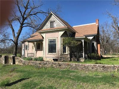 Hamilton County Single Family Home For Sale: 201 W Avenue B