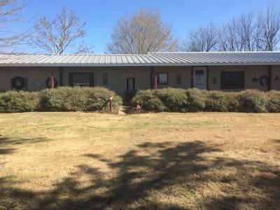 Comanche County Single Family Home For Sale: 13971 Highway 36